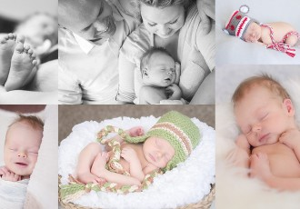 Baby Brady | Fort Worth, TX Newborn Photography