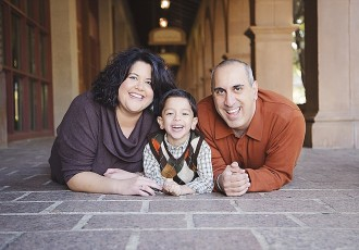 Abdallah Family | Fort Worth, TX Family Photography