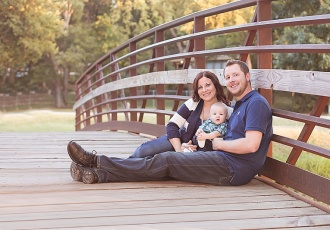 Baker Family | Fort Worth Newborn and Family Photography