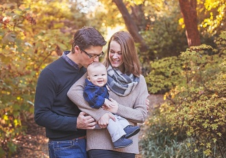 Scheer Family | Fort Worth Family & Newborn Photography