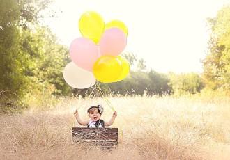 Karsyn Is ONE   Dallas & Fort Worth, TX Newborn & Baby Photography